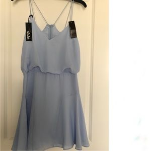 NWT periwinkle dress from Lulu's